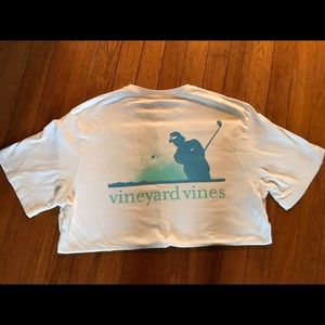 Vineyard vines Golf logo T-shirt